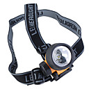 1W Yellow with Black color LED Headlamp