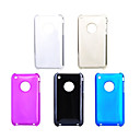 Reflective Mirror Back Case Cover for iPhone (5-Pack)