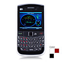 9650C Quad Band Dual Card Dual Camera WIFI TV QWERTY Keypad Cell Phone(2GB TF Card)