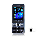 fk888 bluetooth doppia scheda dual touch screen fotocamera del telefono cellulare la musica (2GB TF card) (sz05151069)