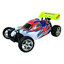 1/10th Scale 4WD Nitro Powered Off-Road Buggy Red (TPGB-1086UR)