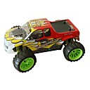 1/10 Scale R/C Gas Powered 4WD Off-Road Truck Red (TPCT-1081R)