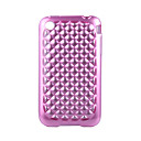 étui de protection en silicone pour iPhone 3G/3GS (rose)
