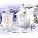 Fleur-de-lis Tea Light Holder