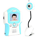 Wireless Baby Monitor with Flower Design