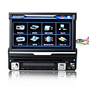 "7 ""1 DIN In-Dash-Auto DVD-Spieler - RDS-Radio mit Digital-TV-bluetooth-usb-sd-ipod-gps 7101 (szc5616)"
