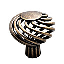 Antique Brass Birdcage Cabinet Knobs (Pack of 10) (0768-C194)