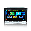 7 &quot;touch screen digitale 2 din car dvd player volante-radio-tv-bluetooth-ipod-il controllo dello sterzo (szc5655)