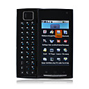 ZOGO V908 WIFI Quad Band Dual Card TV JAVA Dual Camera Flashlight QWERTY Keypad 3.2 Inch Touch Screen Cell Phone Black (2GB TF Card)