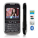 Aspire - Quad Band Dual SIM Cellphone with QWERTY Keyboard