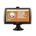 5.0&quot; Portable HD Touch Screen Car GPS Navigator Built-in 4GB Memory Media Games TF Card