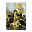 Handmade La Naissance de Venus  by William Adolphe Bouguereau (0192-YCF103612)