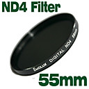 emolux neutrale dichtheid 55mm ND4 filter (sqm6002)