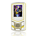 4GB 1.8 Inch Stylish MP4/MP3 Player Speaker (TXY005)