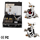 tattoo kit 2 machines / guns puissance / tube / aiguille