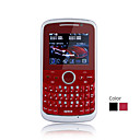 F160 Quattro Card quad band tv QWERTY touch screen del telefono cellulare (2GB TF card) (sz00720980)