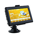4.3&quot; Portable Car GPS Navigator-FM Transmitter-Media(SZC6206)