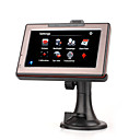 4.3 Inch Portable TFT Touch Screen Car GPS Navigator-Media-Games-FM Transmitter