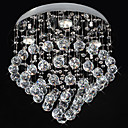 5-light K9 Crystal Chandelier (1017-DY6830-5A)