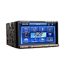 7-Zoll-Touchscreen motorisierte 2-DIN-Car DVD-Player-gps-tv-Bluetooth-ipod-RDS (szc6042)