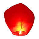 Kongming cielo lanterna luce volante (colore casuale)