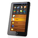 E-Book Reader with 7 Inch Touchscreen + HD Media Player (4GB)