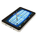 Portable Car GPS Navigator With 7 Inch Touch Screen + MT3551 CPU + Media + Games