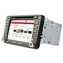 7 polegadas para carro volkswagen pc dvd player com gps tv wifi/3g