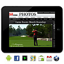 Cortex A8 - tablet Android 2.2 w / 8 de polegada touchscreen + wifi