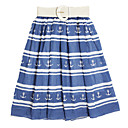 Sailor Long Skirt