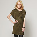 ts gold Pailletten Kleid T-Shirt