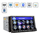 7 Inch Touchscreen 2 Din Car DVD Player with GPS + Original Sygic GPS Map Card