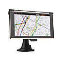 "6.2"" Portable HD Touch creen Car GP Navigator-4GB Memory-M Office-Media-Game"