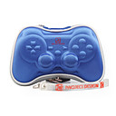 Airform Game Pouch Bag For PS3 Controller(Deep Blue)