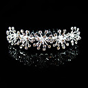 Gorgeous Alloy With Rhinestones Wedding Bridal Combs/ Headpiece