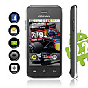 Monaco - smartphone Android 2.2 W / 3,5 pouces capacitif cran multi-touch (GPS, WiFi, Double SIM)
