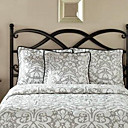 CLEARANCE - Black Stone 3pc Quilt Set