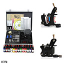 Top Quality Complete Set Tattoo Kits With 2  Guns And Superior LCD Power Supply