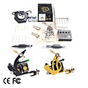 High Quality Modern design Tattoo Kits With 2 Tattoo Guns