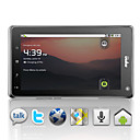 ouku prata - tablet Android 2.2 w / 7 polegadas touchscreen capacitivo + wifi + gps + 3g