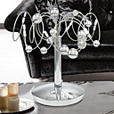 Artistic Metal Ball Decorated Table Light with 6 Lights