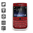 Hephaistos - Triple SIM 2.8 Inch Qwerty Keyboard Cell Phone (WIFI TV FM)