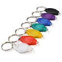 multicolores Rainbow LED lampes de poche porte-cls (7-pack, 2xcr2025)