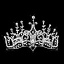 Gorgeous Alloy With Austria Rhinestones Wedding Tiara