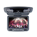 9 Inch Filp Down Roof Mount Car DVD Player Support TV  Wireless Game USB/SD Connecting