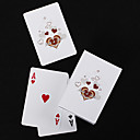 Personalized Playing Cards - Chocolate Hearts