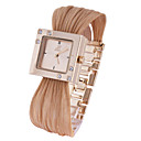 Japanese Quartz Movement Square Shape Women's Watch More Colors Available