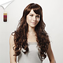 Capless Long Body Wave High Quality Synthetic Wig Multiple Colors Available