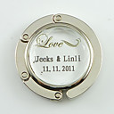 Personalized Purse Hanger - LOVE