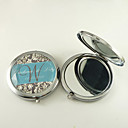 Personalized Compact Mirror - Regal Refinement